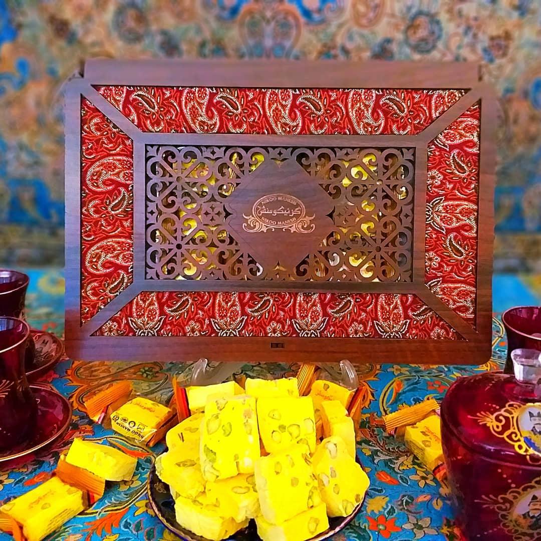 گز مرغوب اصفهان